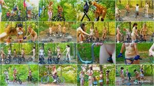 BMX Girls.