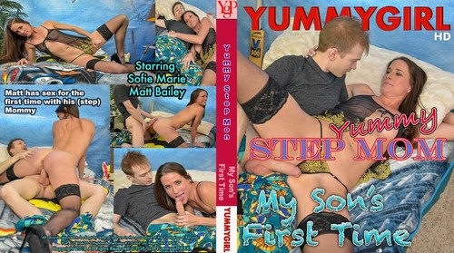 My Son's First Time - Sofie Marie (YummySofie.com-2018)