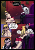 Pop-Lee - The Eternal Journey - Vampire sex comic