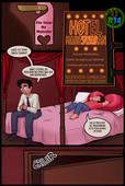 RelatedGuy - Hotel Maheswaran - Steven universe free comic for adults