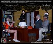 DecaMeron X - Hypno Girls 7 - Kinky School: Part One