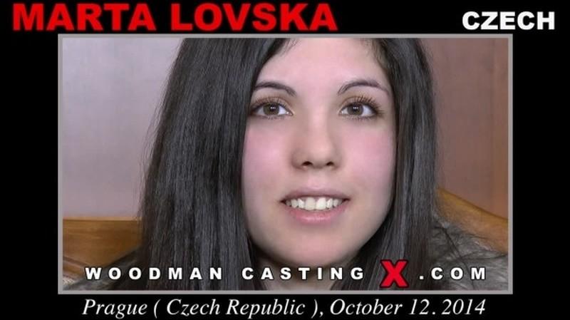 [WoodmanCastingX.com] Marta Lovska - Casting X 153 * Updated *