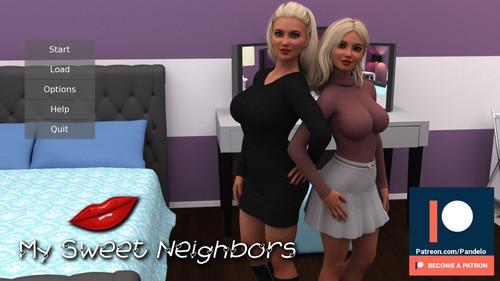 Pandelo - My Sweet Neighbors - Version 0.10 + Walkthrough