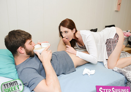 Step Siblings - Nina Skye (Chicken Soup For The Hole)
