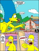 Limpieza - Simpsons - Marge large