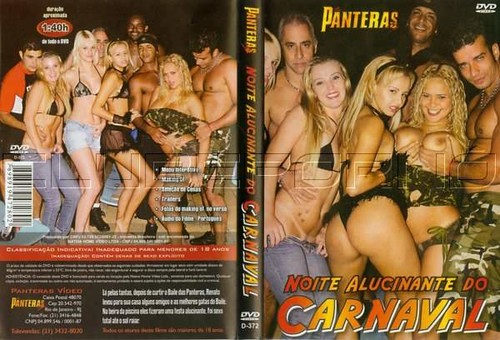 Noite Alucinante do Carnaval -  (As-2007)