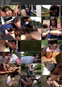IBW-345 ○ Small Outdoor Rape Vaginal Cum Shot - Youthful, rape, Outdoor