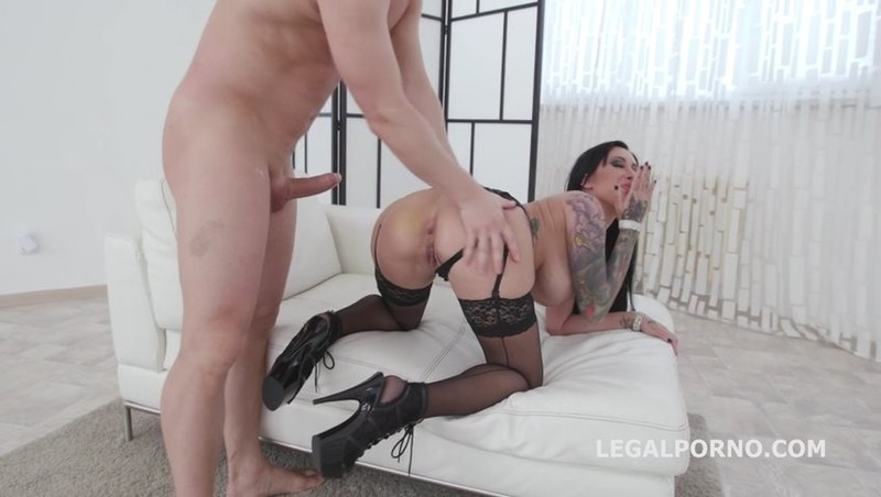 [LegalPorno.com] Lily Lane, Neeo, Rocket, Angelo - Monsters of DAP with Lily Lane Balls Deep Anal Ba...