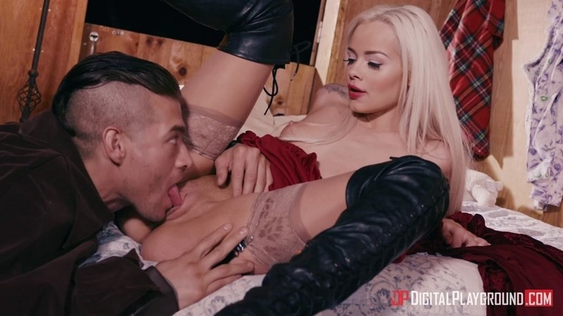 [DigitalPlayground.com] Elsa Jean - Little Red Rider A DP XXX Parody