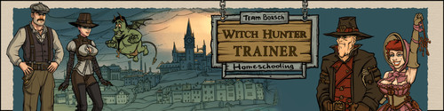 Team Borsch - Witch Hunter Trainer - Version 0.3
