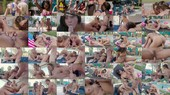 Bone On The Fourth Of July - Cali Carter, Ember Snow, Jojo Kiss and Jake Adams, Van Wylde