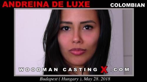 Woodman Casting X - Andreina De Luxe - Casting X 190 - Updated